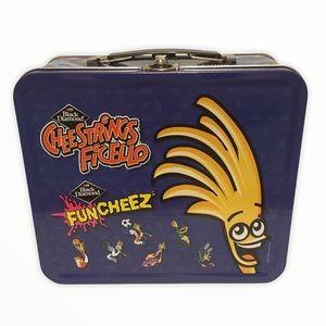 Cheestrings Metal Lunch Box